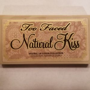 TOO FACED NATURAL KISS NEUTRAL LIP COLLECTION